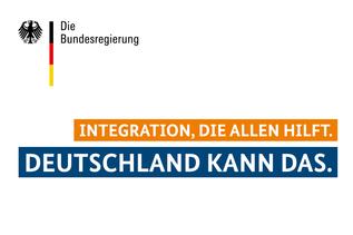 Logo der Integrationskampagne