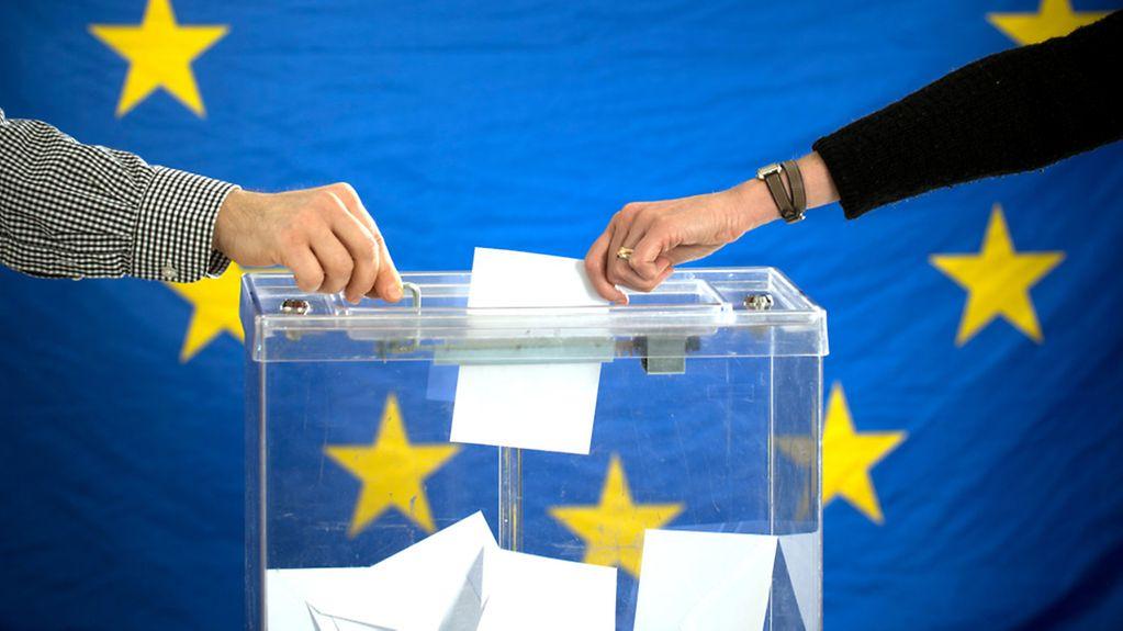 Wahltermin Frankreich