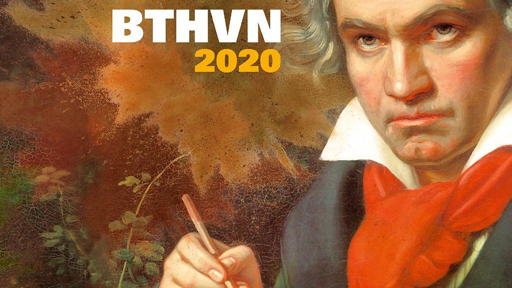 Logo des Beethoven Jubiläums 2020.