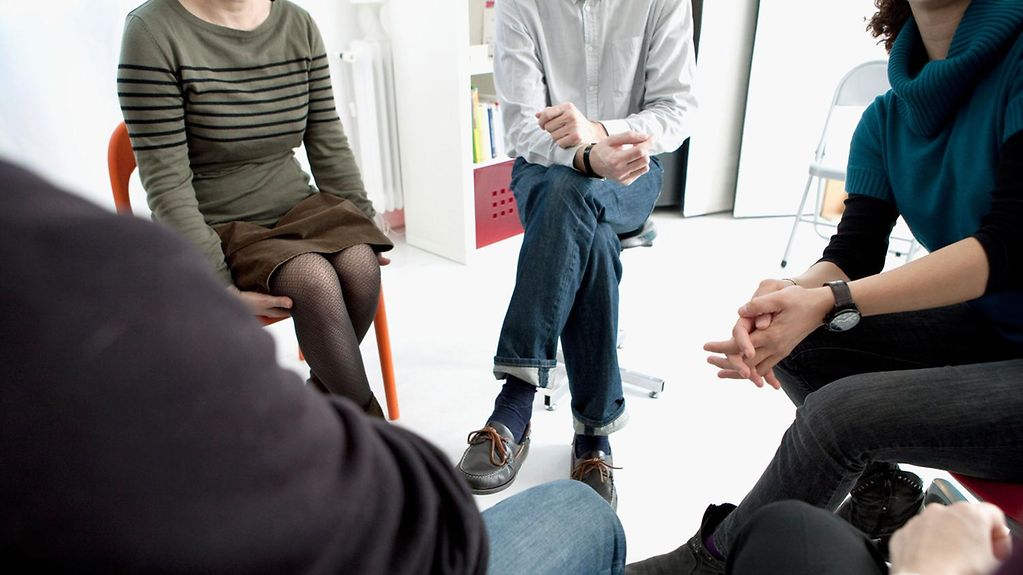 Psychotherapeuten Ausbildung