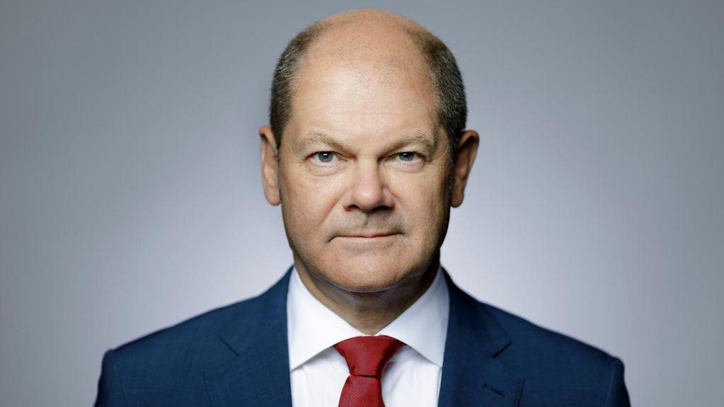 Portraits des Bundesfinanzministers