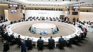 An overview of the working session at the G20 summit