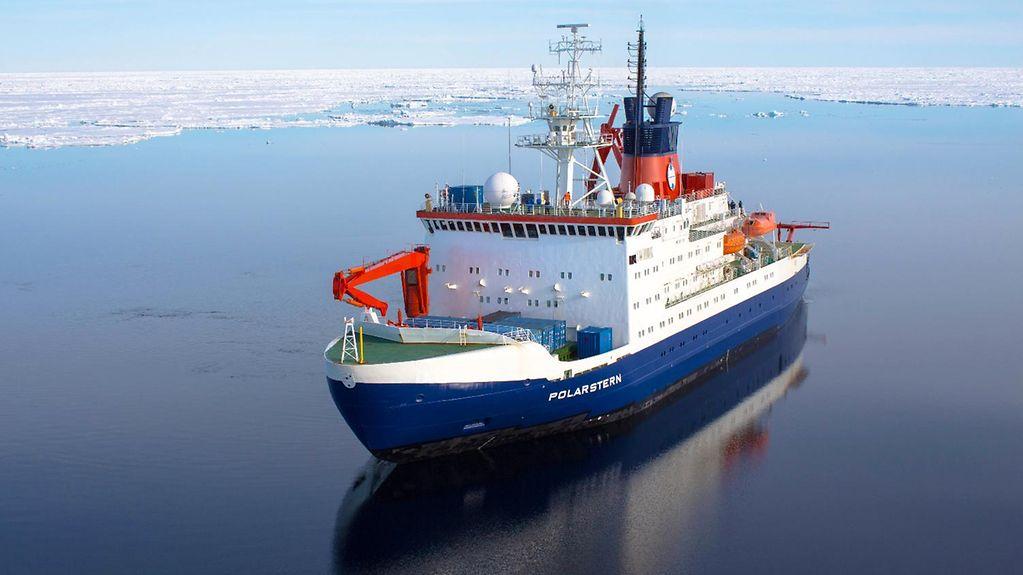 Polarstern Größe