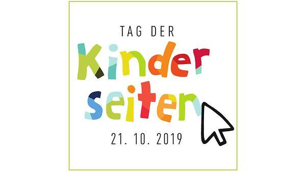 Logo Tag der Kinderseiten am 21.10.2019