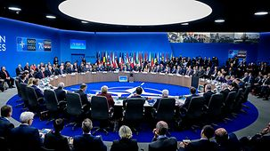 An overview of the round of NATO leaders
