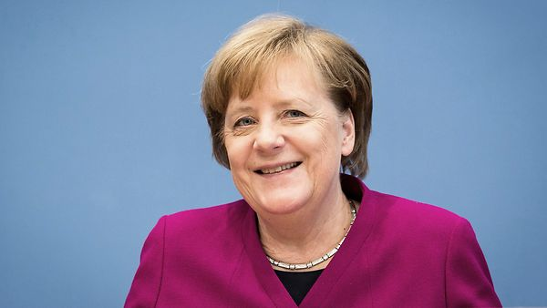 Podcast der Bundeskanzlerin Angela Merkel