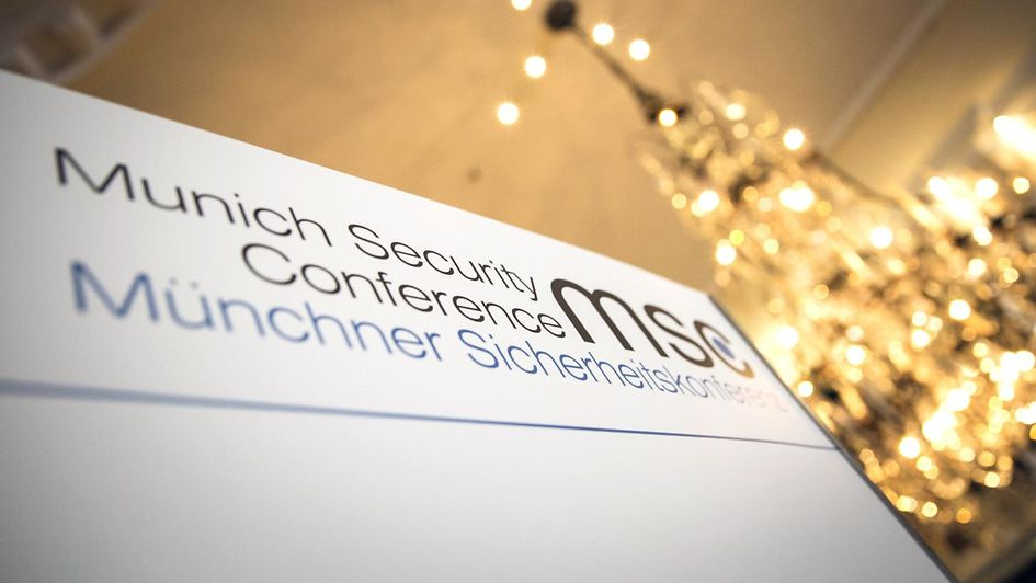 Logo of the Munich Security Conference