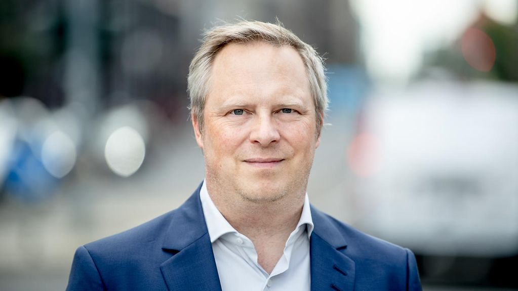 Foto zeigt Timo Reinfrank