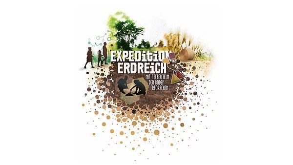 Logo zur Mitmachaktion Expedition Erdreich