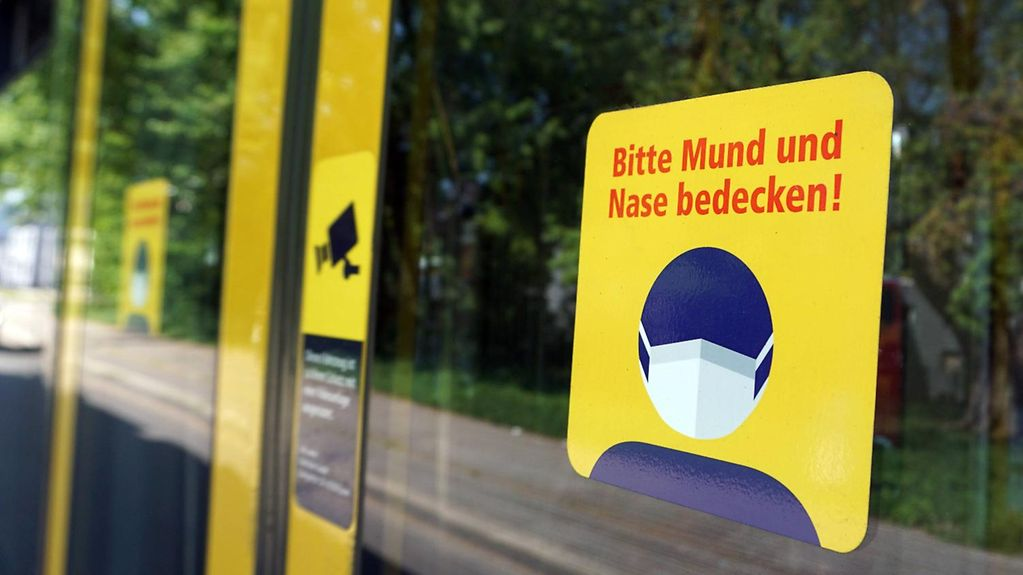 Schutzmaskenpflicht Deutschland