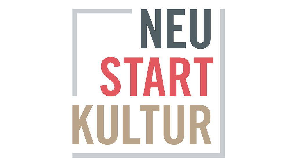 Logo des Bundesprogramms NEUSTART KULTUR