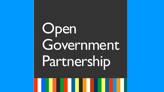 Logo: Open Government Partnership