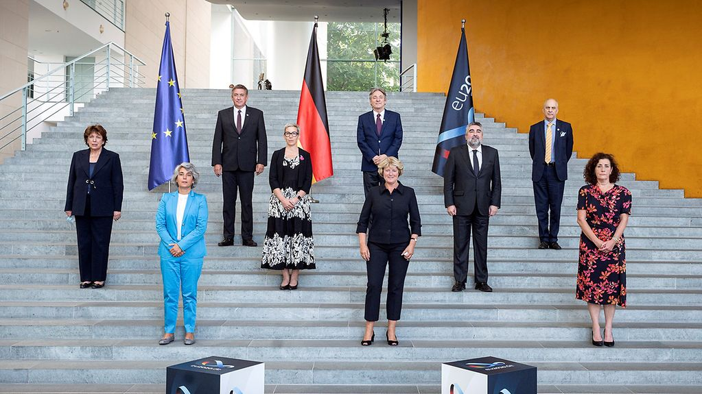 EU ministers of culture meet in Berlin