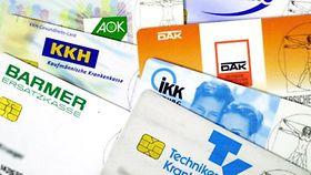 Versicherungskarten der gesetzlichen Krankenversicherung