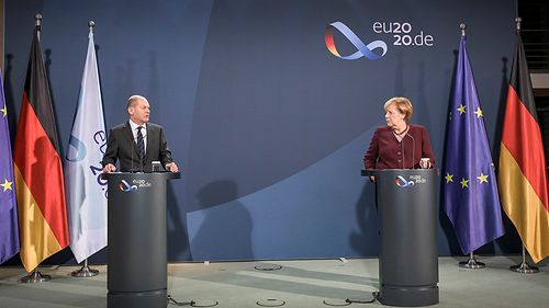 G20-Gipfel beschäftigt sich mit der Corona-Pandemie