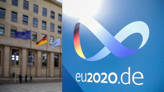 Six months, hundreds of meetings and many accomplishments - reflect back on Germany's 2020 Council Presidency in figures