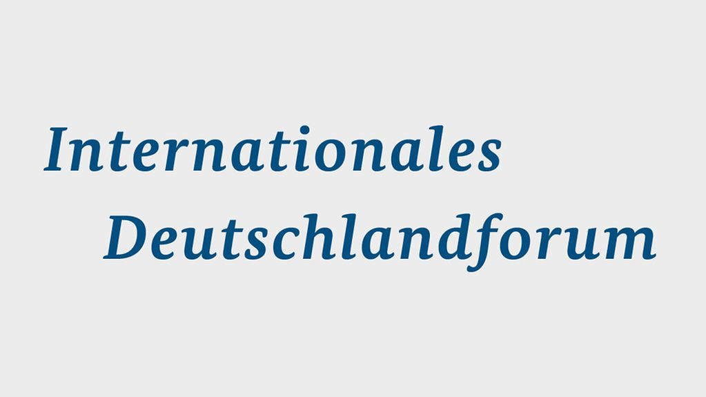 Internationales Deutschlandforum