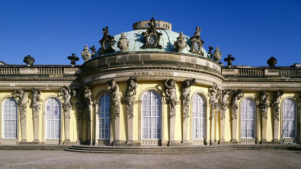 Bundesregierung Stiftung Preußische Schlösser Und Garten Berlin