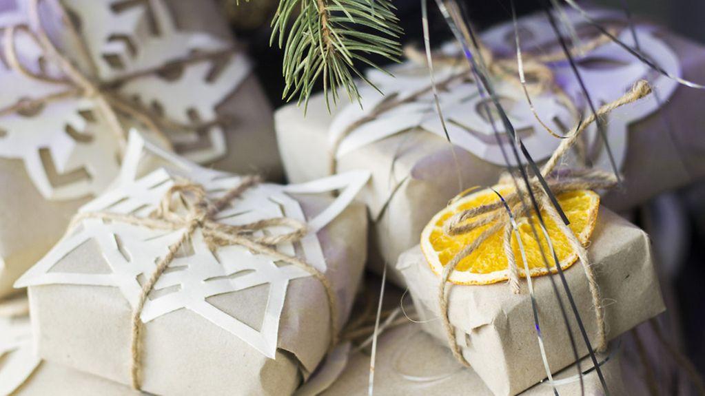 Bundesregierung   Aktuelles   Weihnachten - nachhaltig feiern