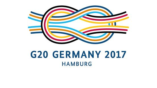 Logo of Germany's G20 Presidency