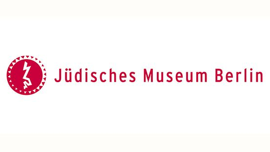 Logo of the Jewish Museum in Berlin