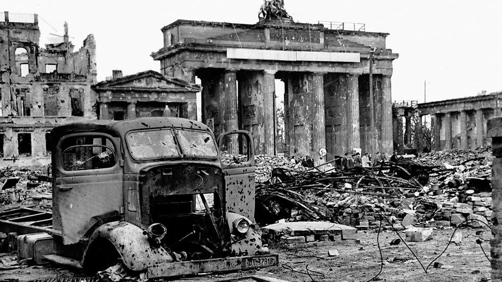 Ende Zweiter Weltkrieg