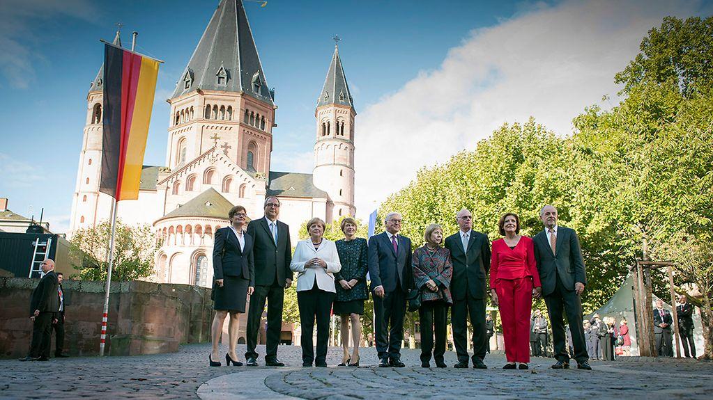 Bundesregierung Aktuelles Merkel Ein Tag Der Freude