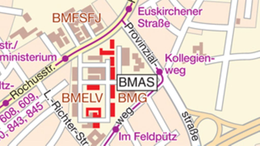 How to find the BMAS in Bonn
