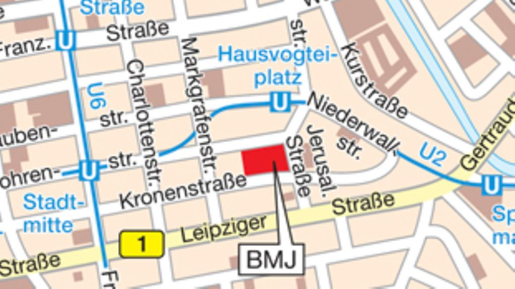 How to find the BMJ in Berlin